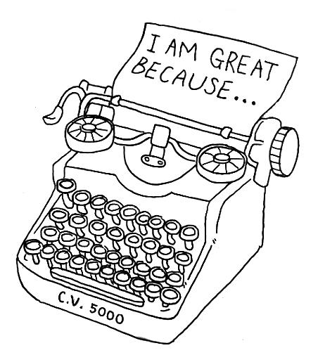 15_writing_your_cv_typewriter