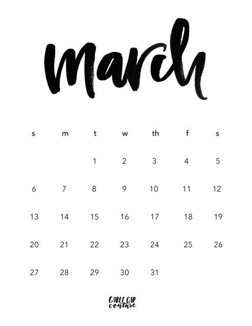 march-2016-calendar